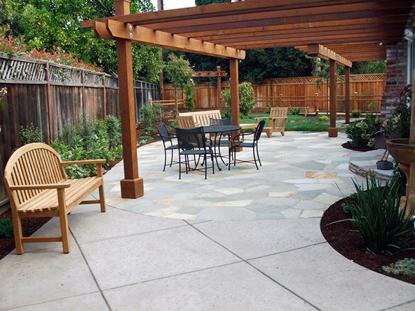 Concrete Patio Services
