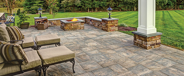 Patio Paver Construction